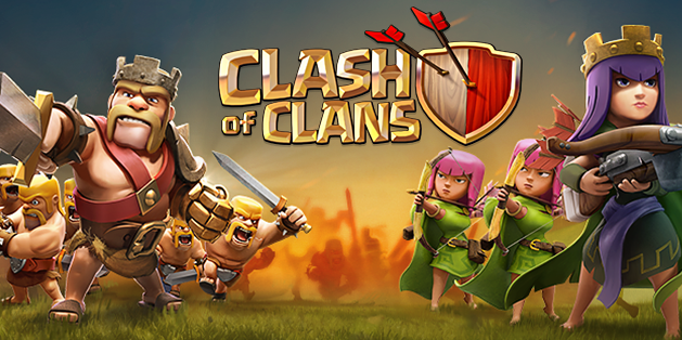 Clash of Clans Android Sınırsız Hileli Mod Apk indir