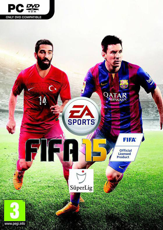 Fifa 2015 Ultimate Team Edition Türkçe Full İndir + Torrent