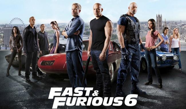 Hızlı ve Öfkeli 6 Türkçe Dublaj HD Full İndir