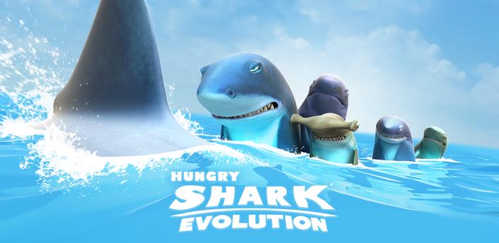 Hungry Shark Evolution Android Full Hileli Apk İndir