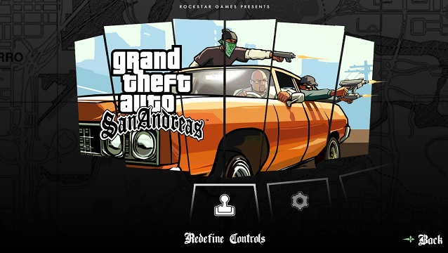 GTA San Andreas Android Full Apk + Data İndir