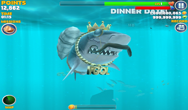 Hungry Shark Evolution Торрент