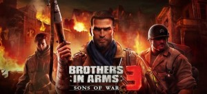 Brothers in Arms 3 Android Full Apk Data indir