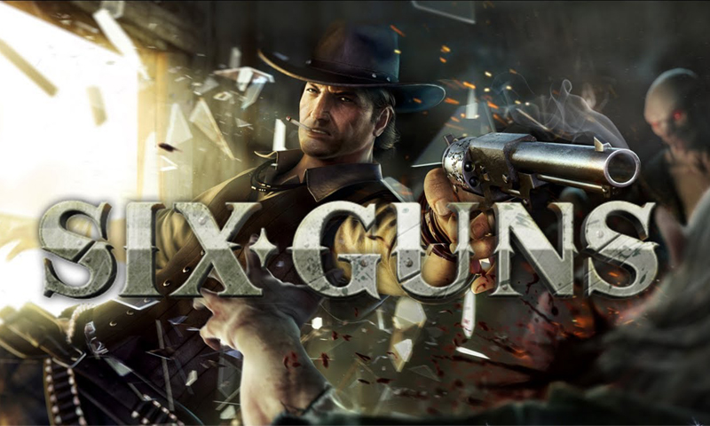 Six Guns Gang Showdown Android Hileli Mod Full Apk indir