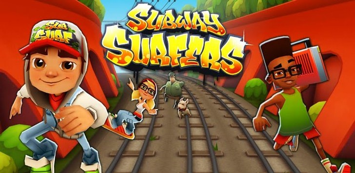 Subway Surfers Android Full Hile Mod Apk