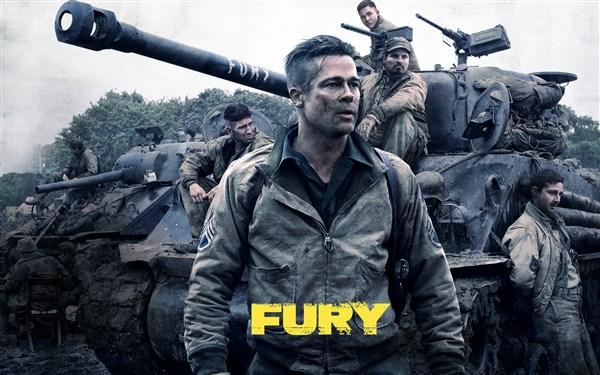 Fury Türkçe Altyazılı HD Full İndir