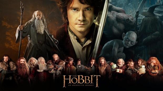 Hobbit 1 Beklenmedik Yolculuk Türkçe Dublaj HD Full İndir