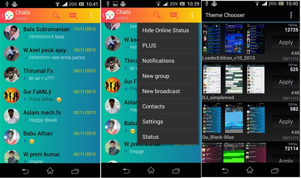 Whatsapp Plus Android Türkçe Full Apk İndir