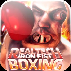 Iron Fist Boxing Data Full Apk İndir