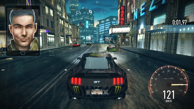 Need for speed no limits android full hile mod apk for Need for speed android