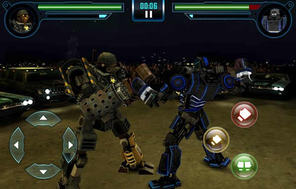 Real Steel World Robot Boxing Android Hile Mod Apk indir
