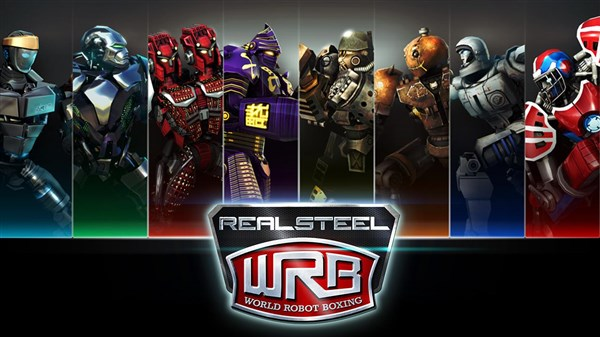 Real Steel HD Android Full Hile Apk Data indir