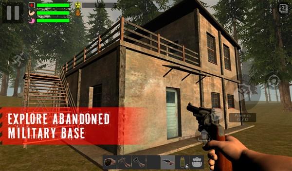 The Survivor Rusty Forest Android Hile Mod Apk indir