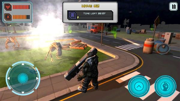 Alien Invasion Adventure Android Apk indir