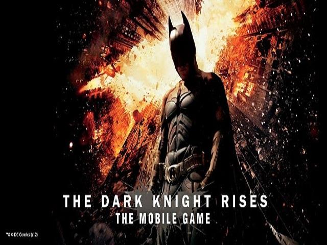 Batman The Dark Knight Rises Hile Android Apk indir