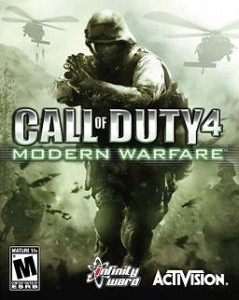 Call of Duty 4 Modern Warfare Crack indir Serial Key