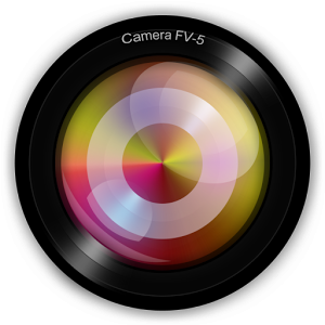Camera FV-5 Android Apk indir