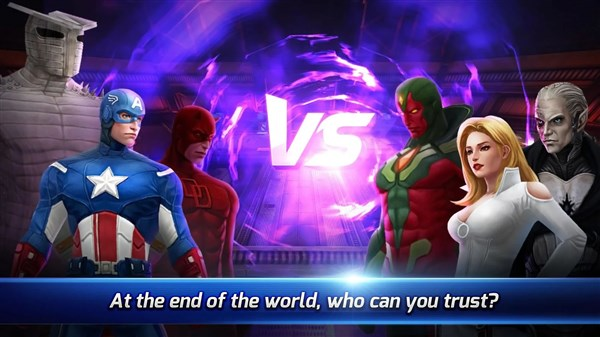 MARVEL Future Fight Android Full Hile Mod Apk