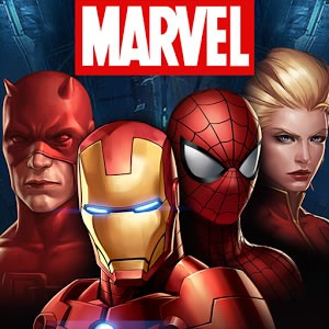 MARVEL Future Fight Android Apk indir