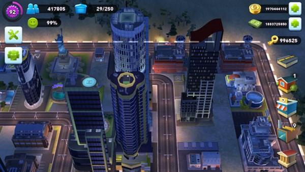 SimCity Buildt Android Hile Mod Apk indir