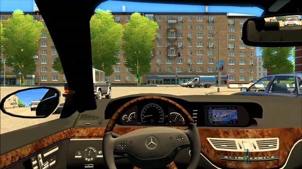 Car city driving торрент