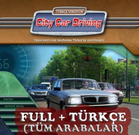 citycardriving turkce full indir