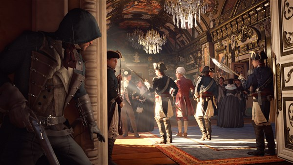 Assassin's Creed Unity full
