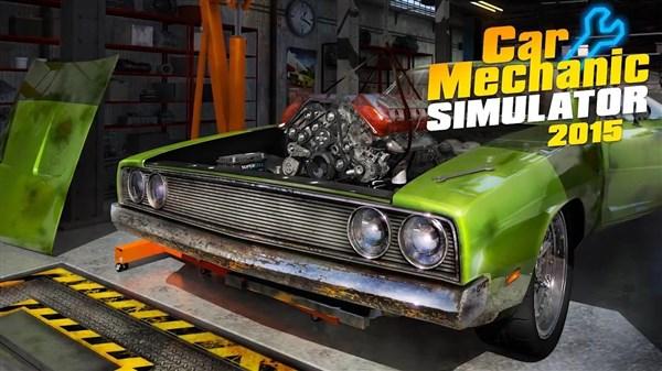 Car Mechanic Simulator 2015 Full indir + Torrent