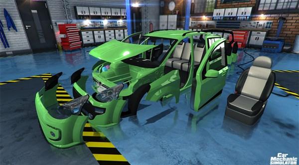 Car Mechanic Simulator 2015 indir