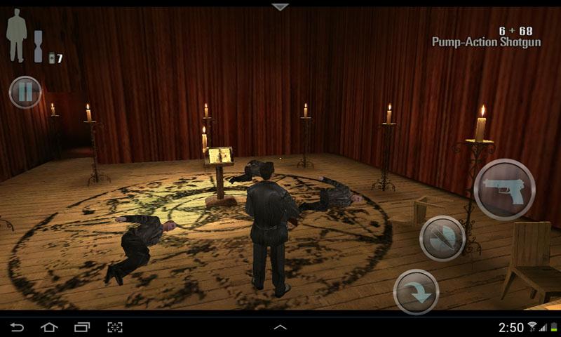 Max Payne Mobile » 4pda
