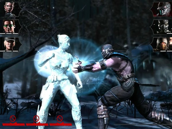 Mortal Kombat X apk indir