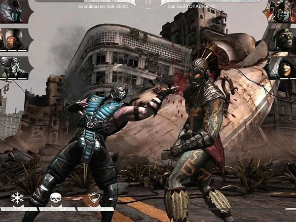 Mortal Kombat X hile apk