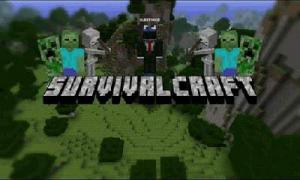 Survivalcraft Android Apk indir