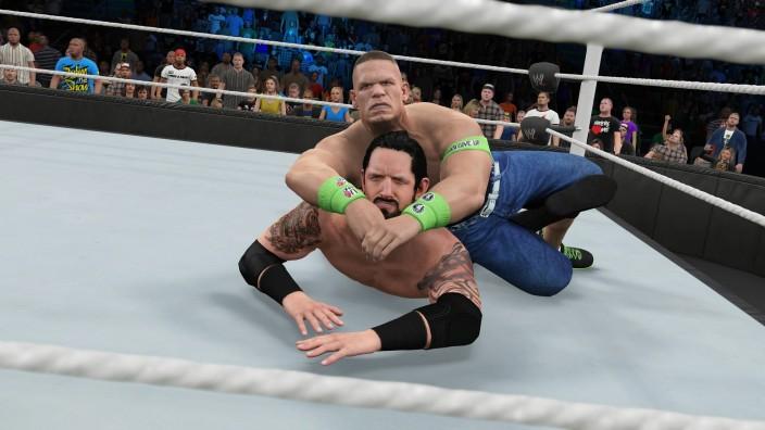 WWE 2K15 PC Full indir + Torrent | Full indir - Hile Apk indir