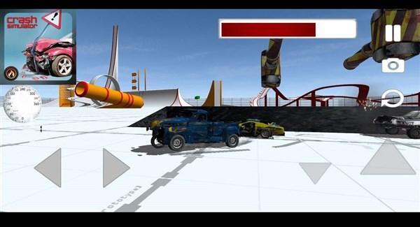 Car Crash Simulator Racing apk indir