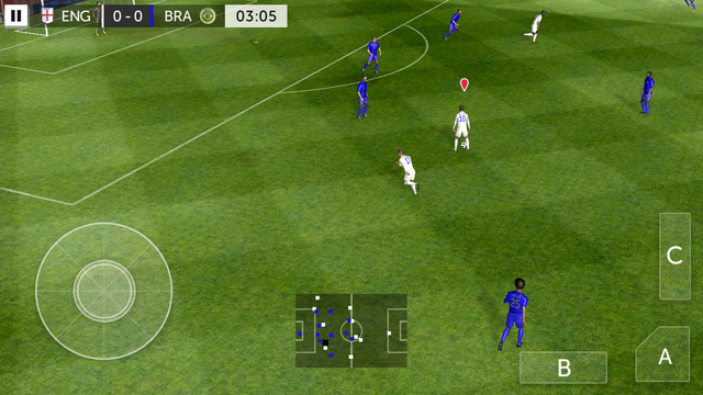 First Touch Soccer 2015 hile apk