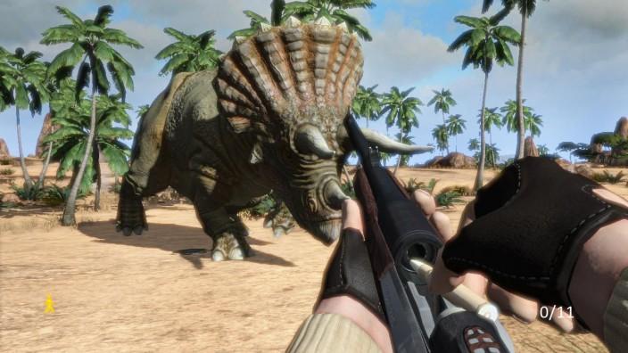 carnivores dinosaur hunter reborn indir