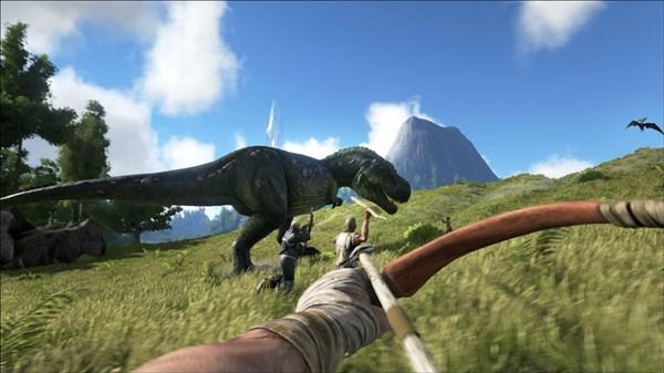Ark Survival Evolved full indir