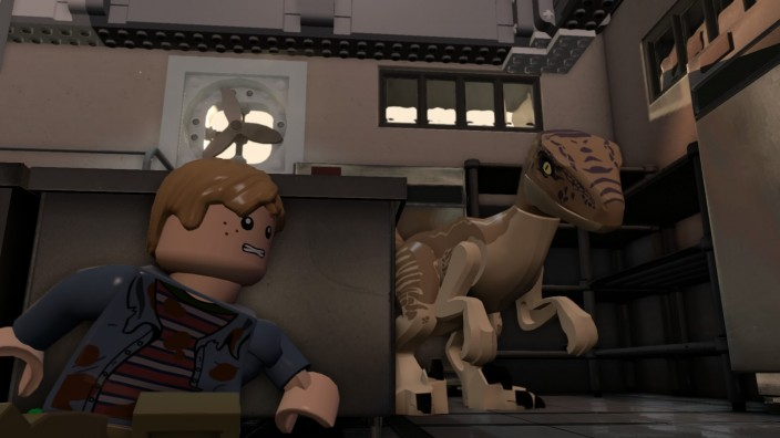 Lego Jurassic World torrent indir