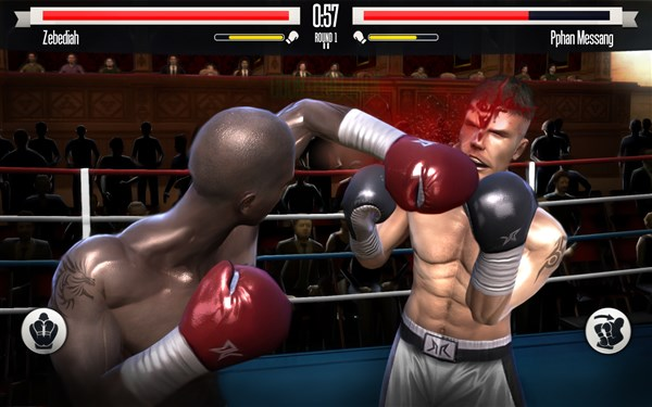 Real Boxing Android hile apk