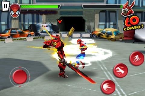 Ultimate SpiderMan Total Mayhem HD Android Full Hile Mod Apk