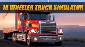 18 Wheeler Truck Simulator Android Apk indir
