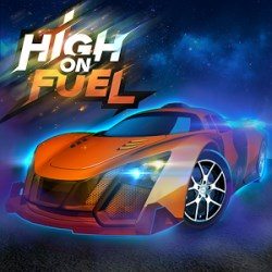 Car Racing 3D High On Fuel Android Hile Apk indir