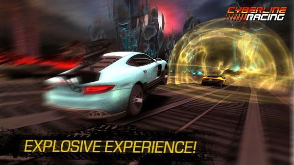 Cyberline Racing apk