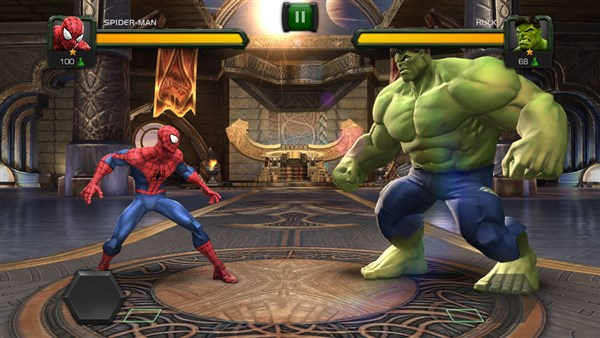 Marvel Contest of Champions apk indir