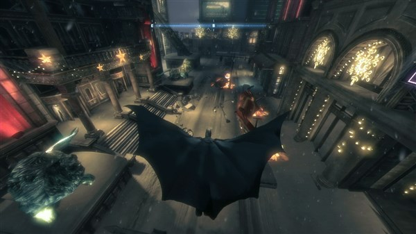 batman arkham origins full indir