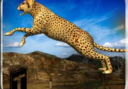 Angry Cheetah Simulator 3D v1.1 Apk