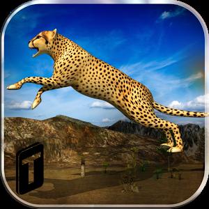 Angry Cheetah Simulator 3D Android Apk indir