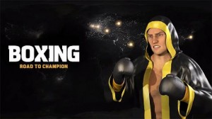Boxing Road to Champion Android Apk indir