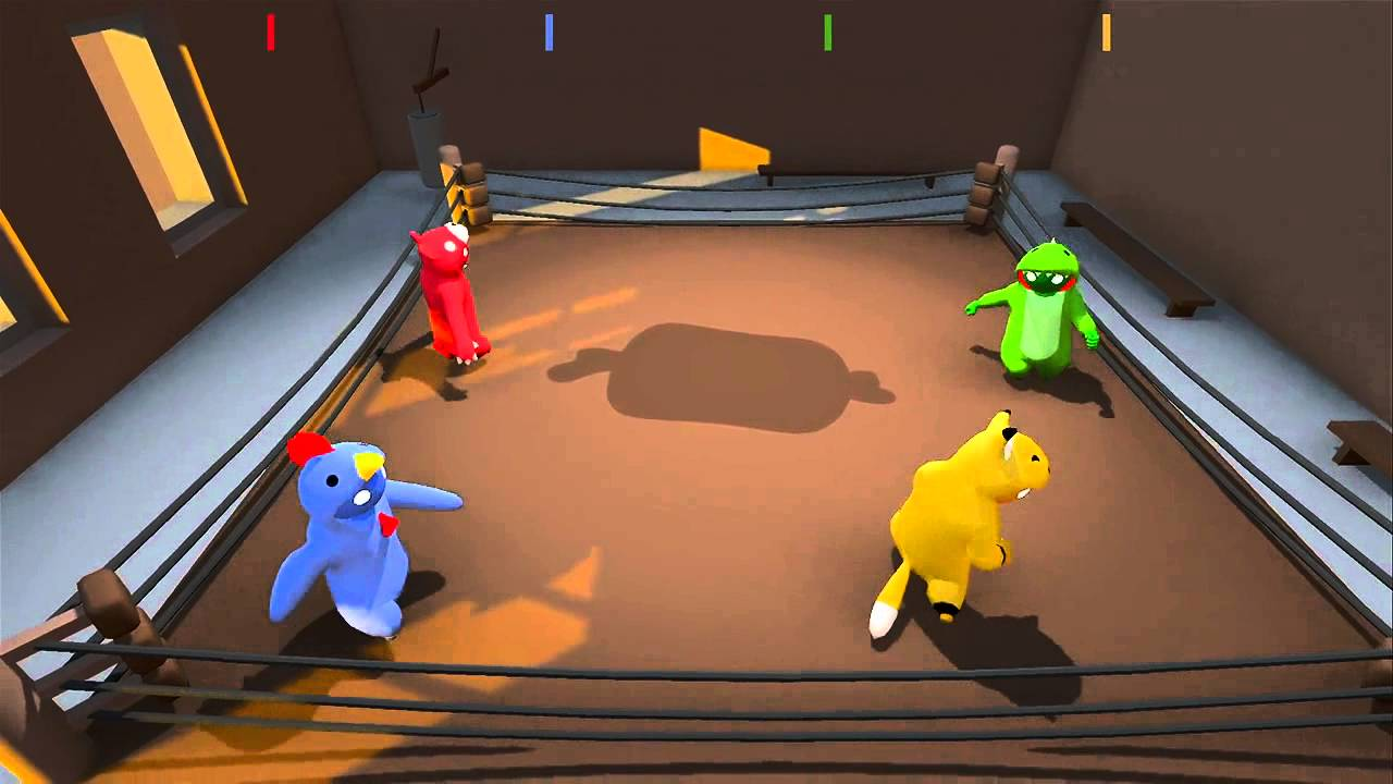 Gang Beasts Full indir